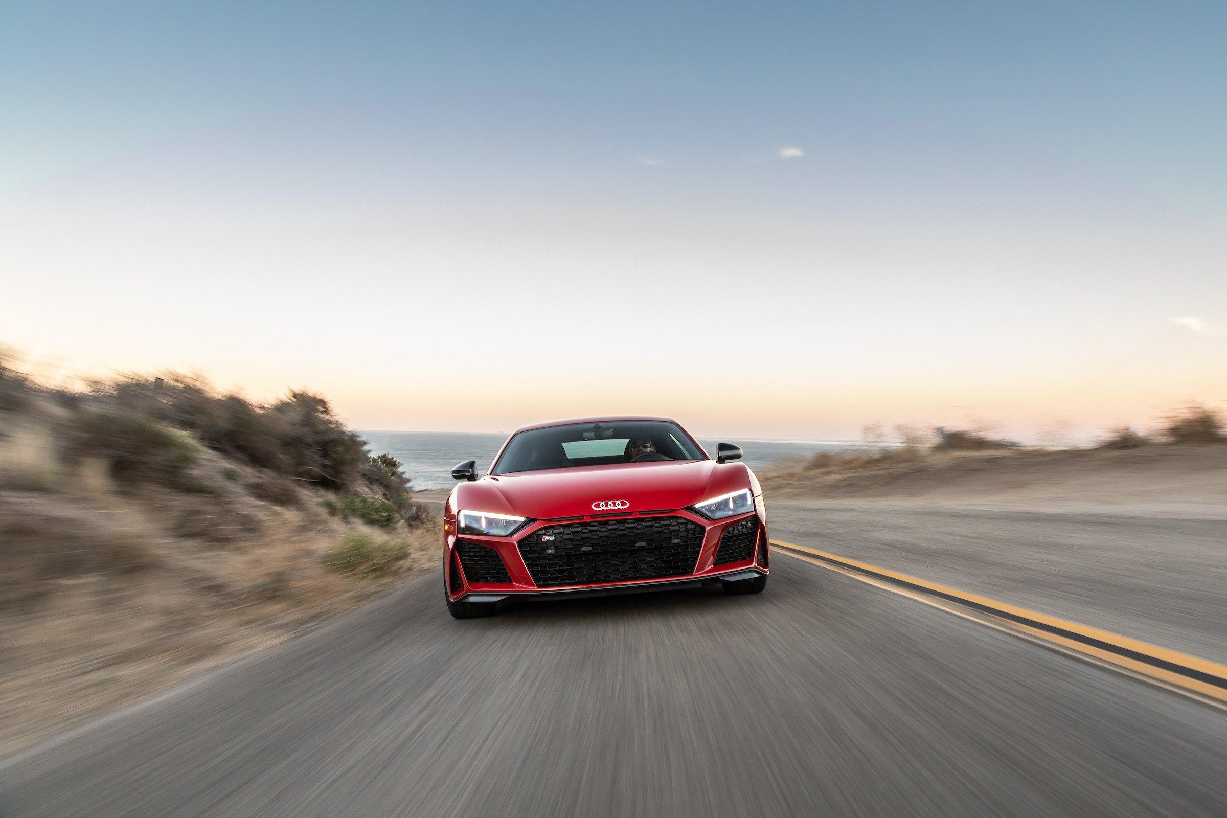 2020 Audi R8