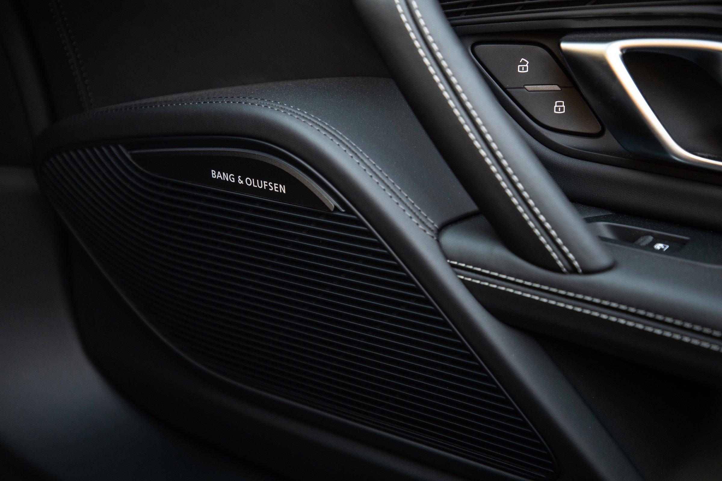 2020 Audi R8 Interior Door
