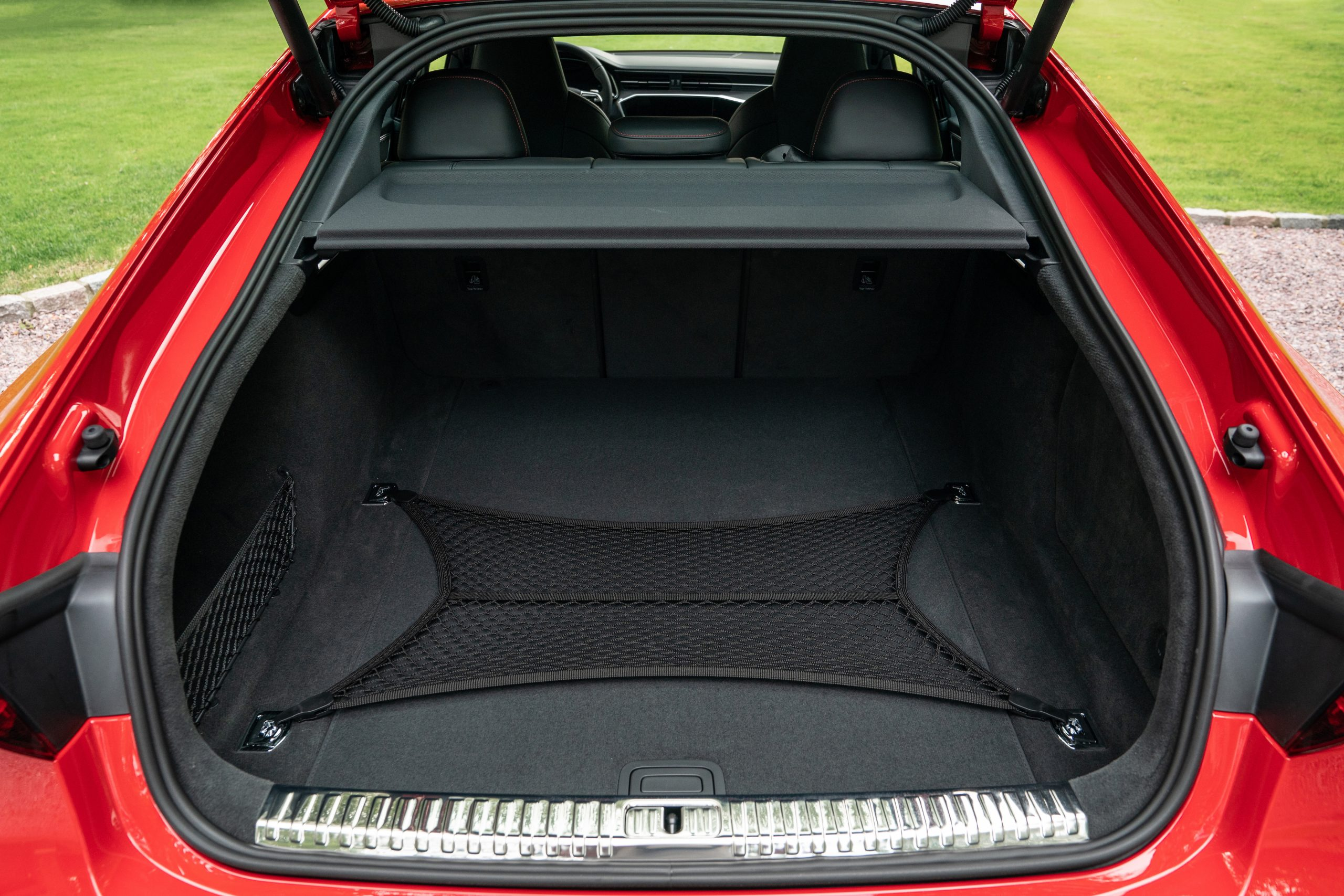 2021 Audi RS7 Trunk