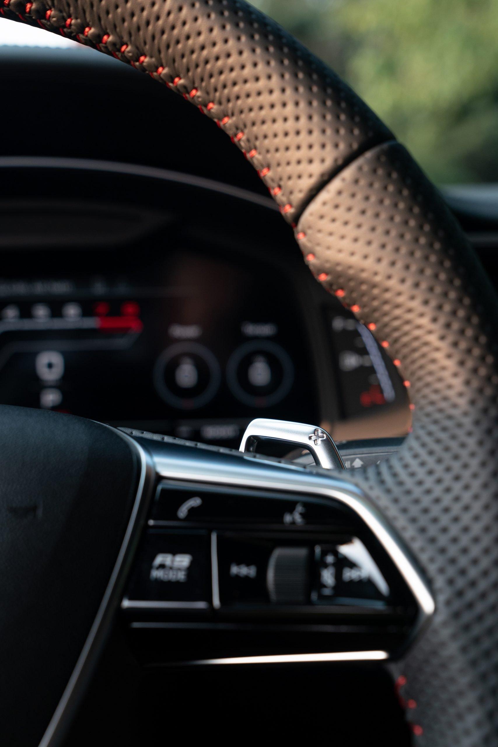 2021 Audi RS7 Steering Wheel