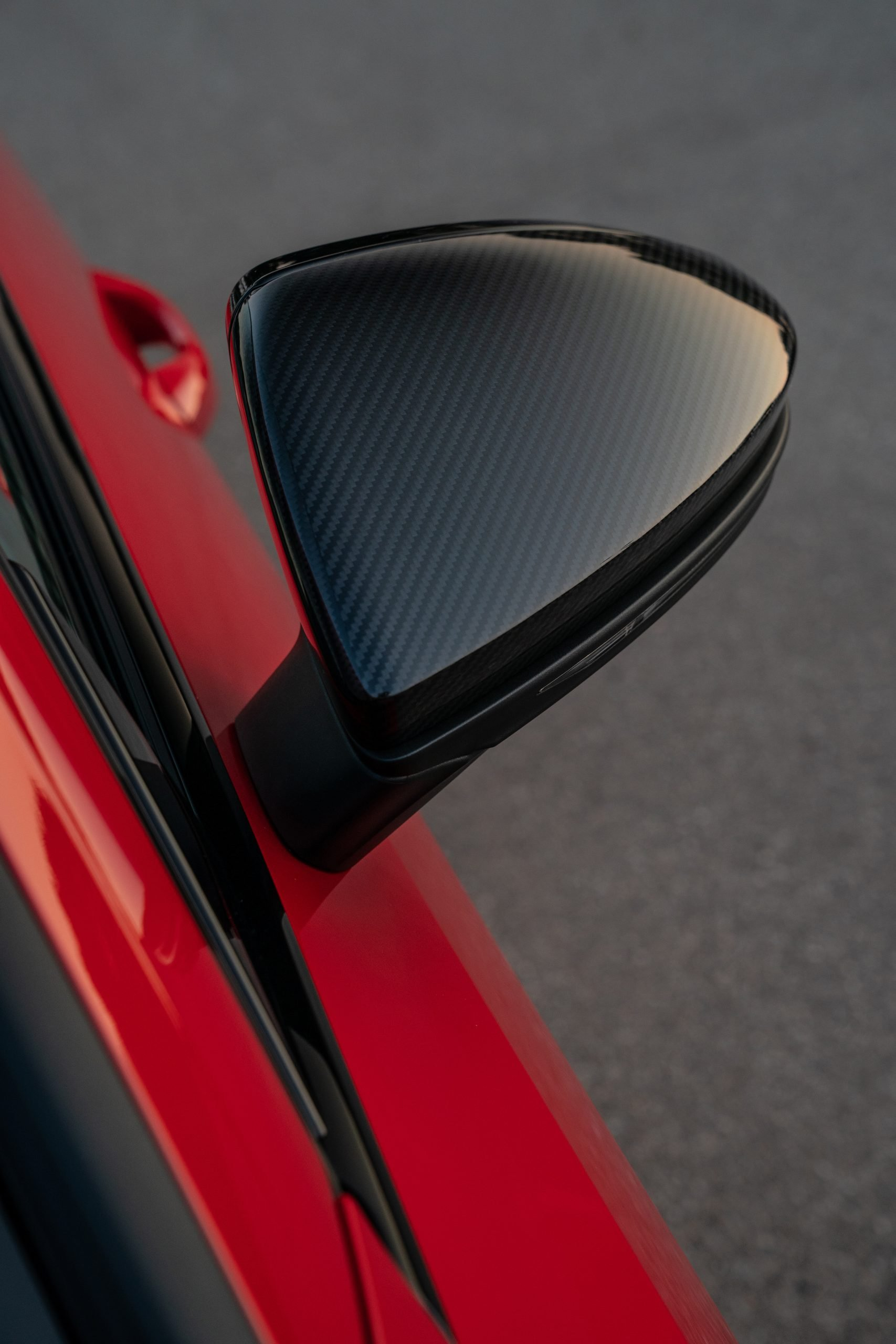 2021 Audi RS7 Side View Mirror