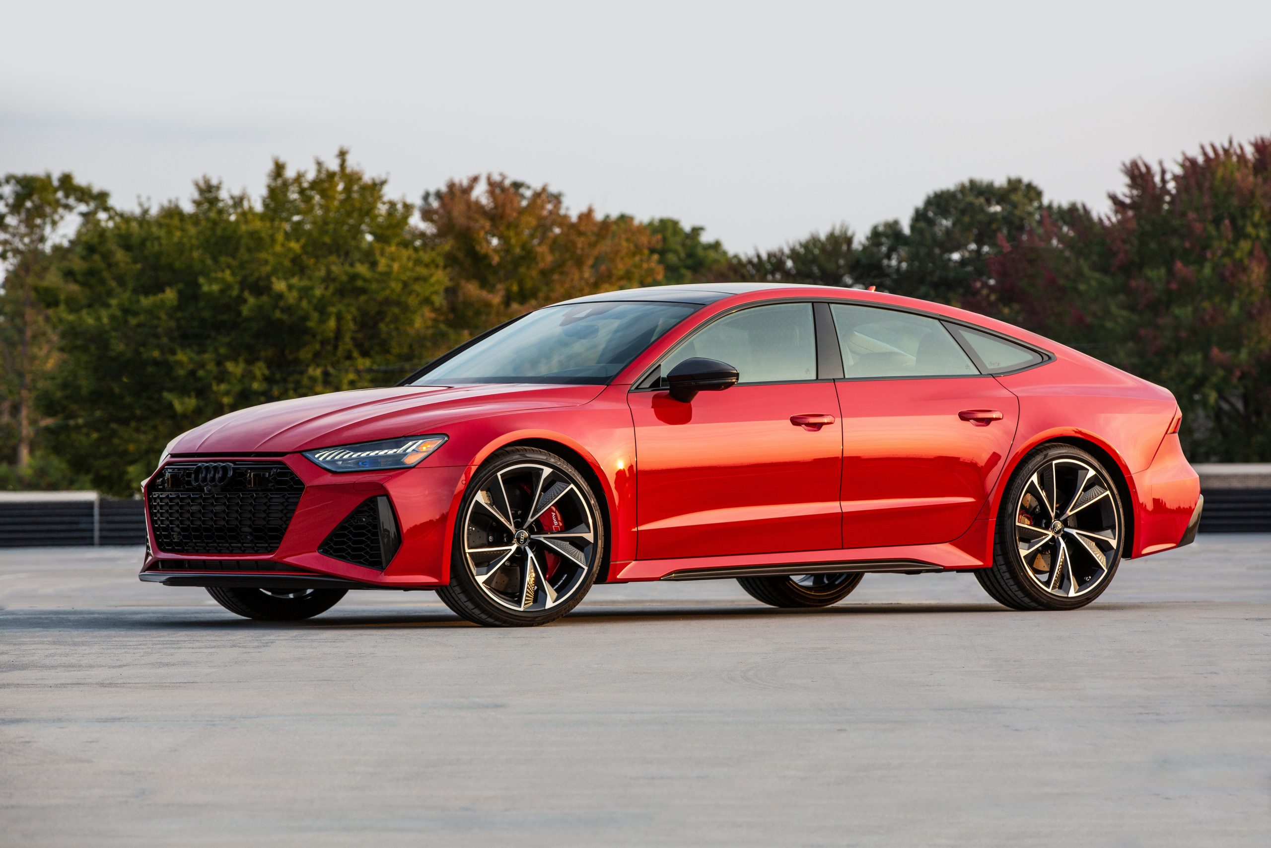 2021 Audi RS7