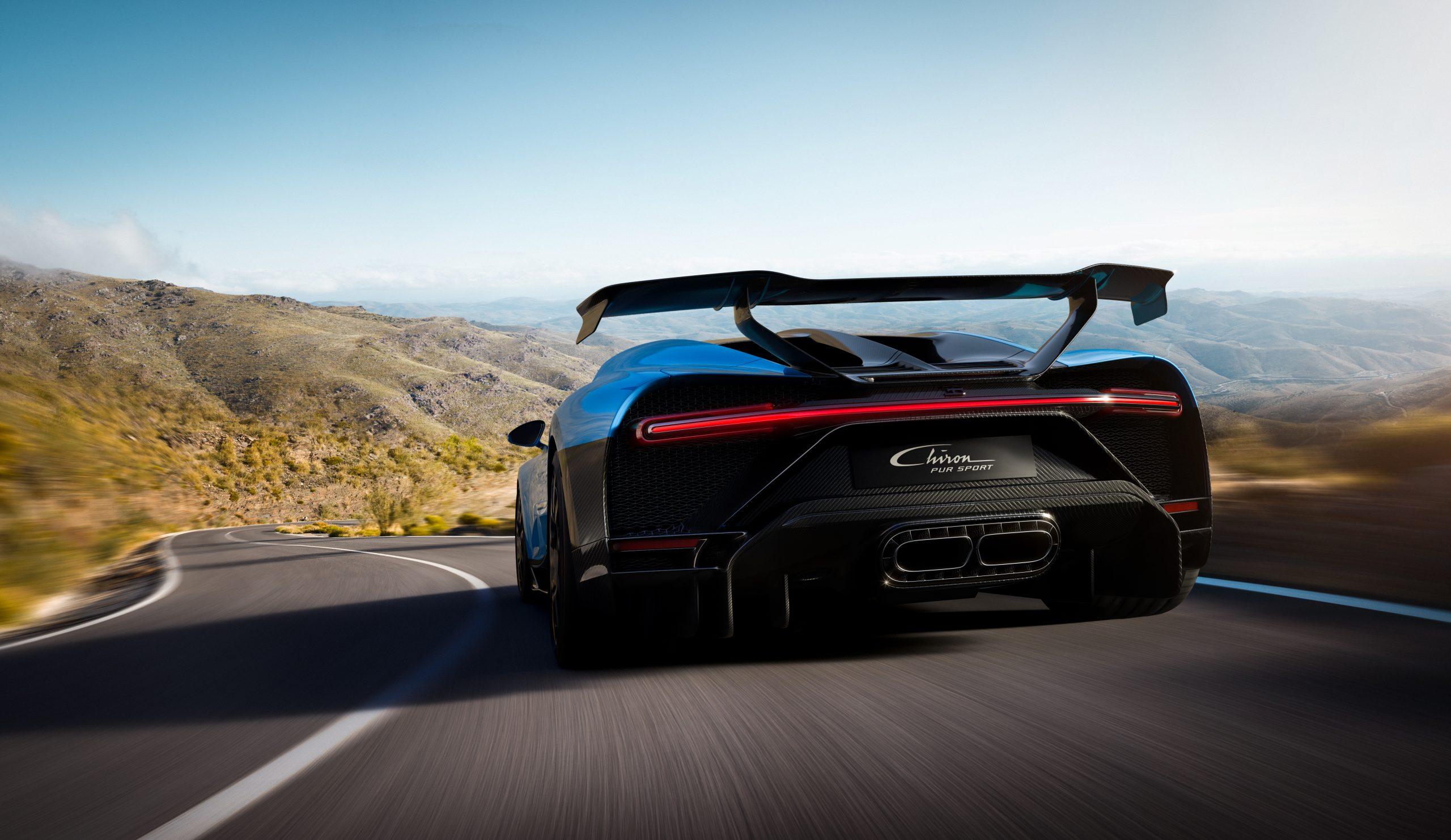 2021 Bugatti Chiron Pur Sport