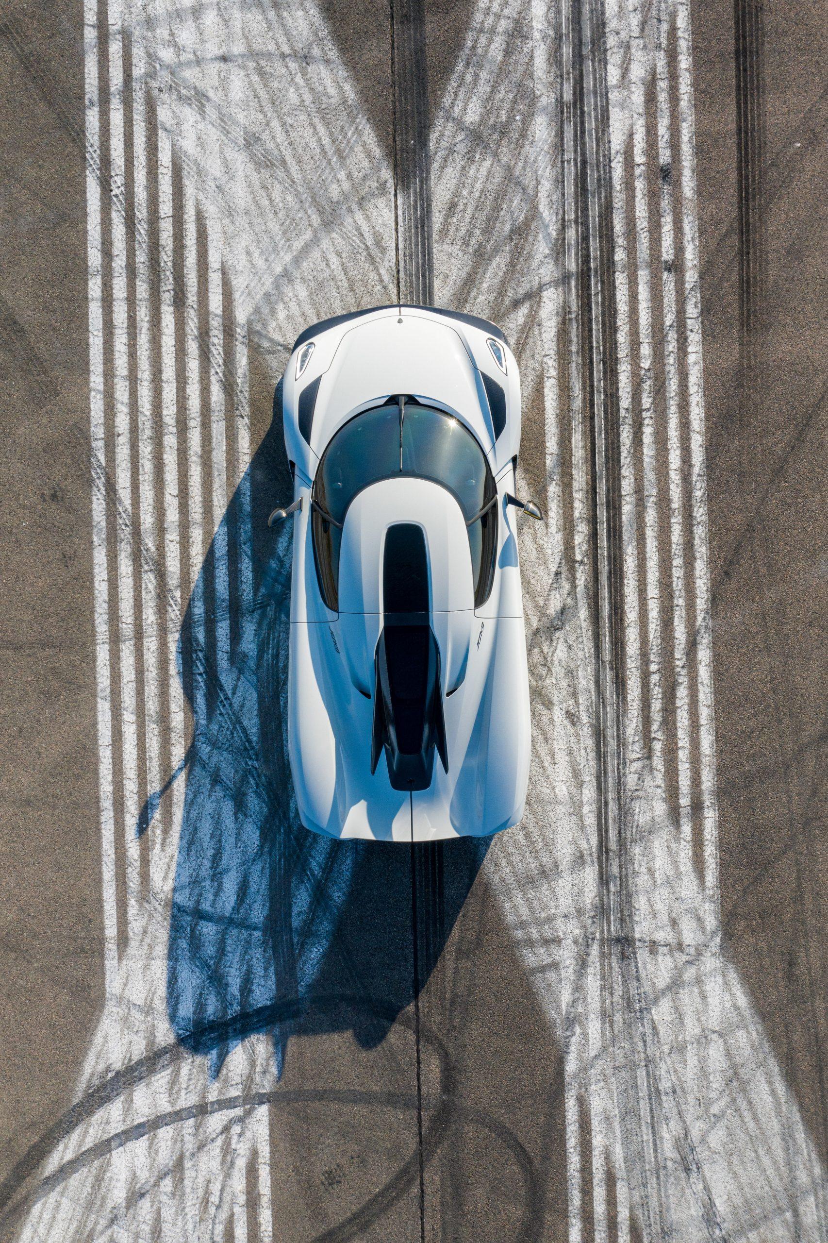 2021 Koenigsegg Jesko Absolut