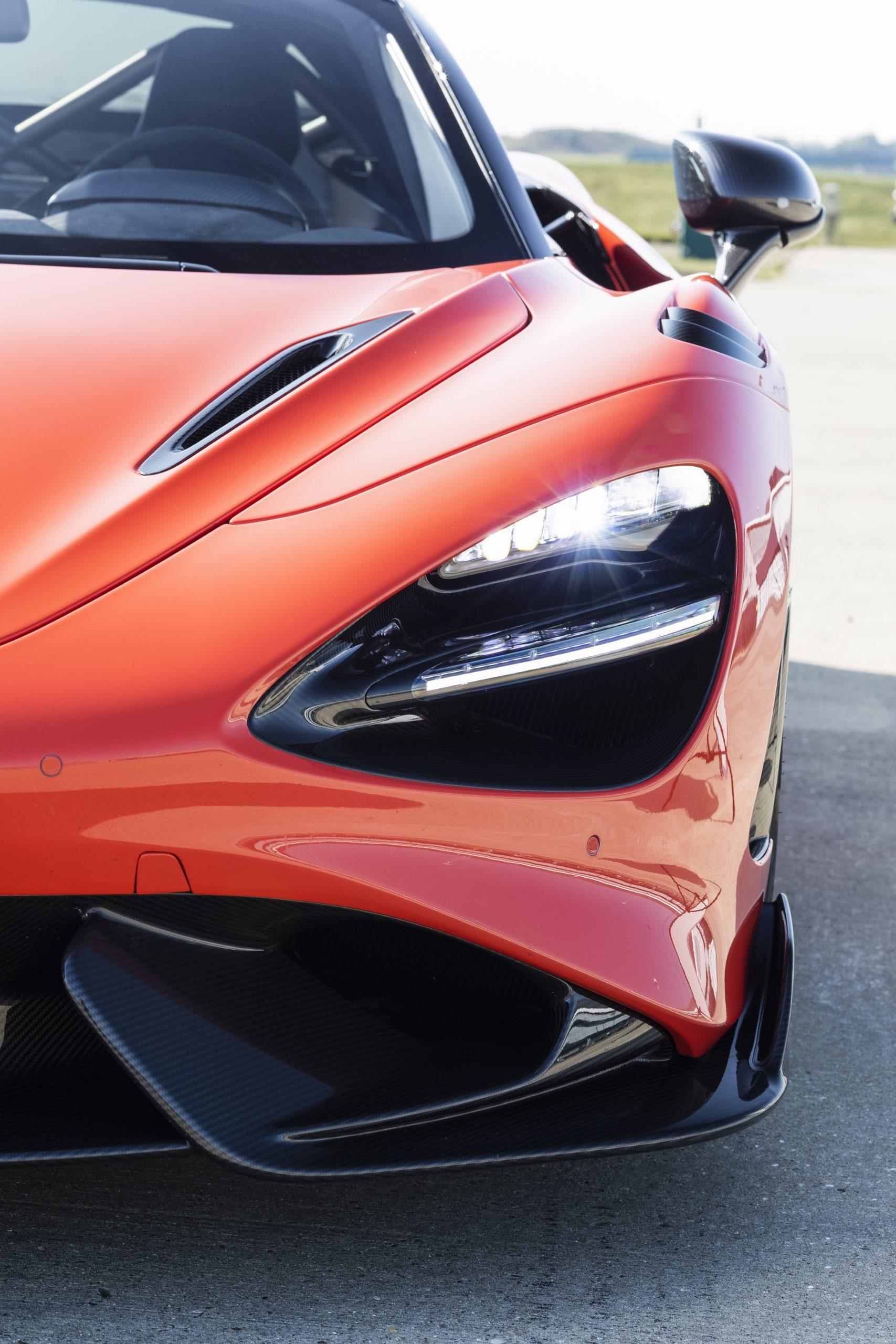 2021 McLaren 765LT Headlight