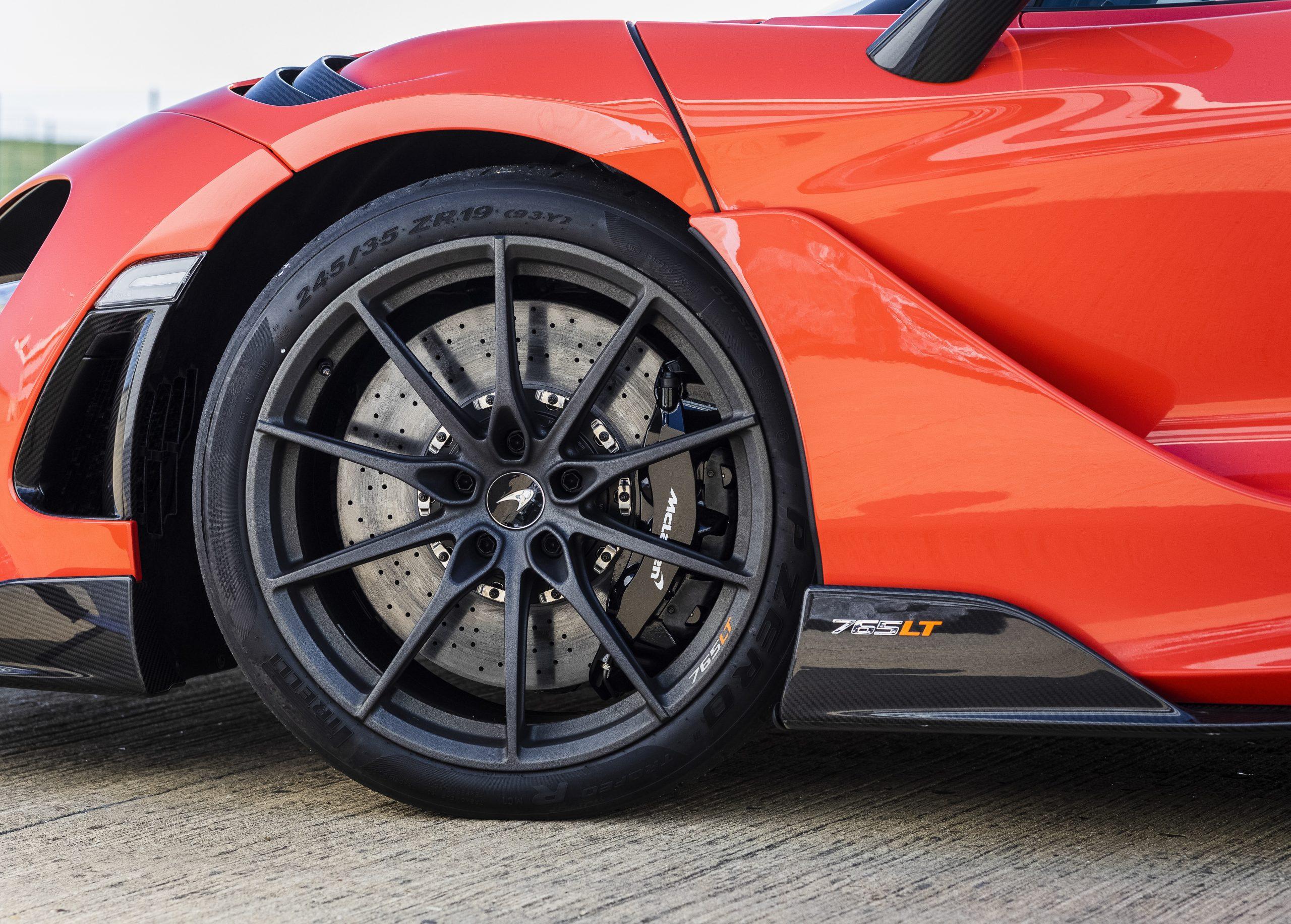 2021 McLaren 765LT Wheel and Brake