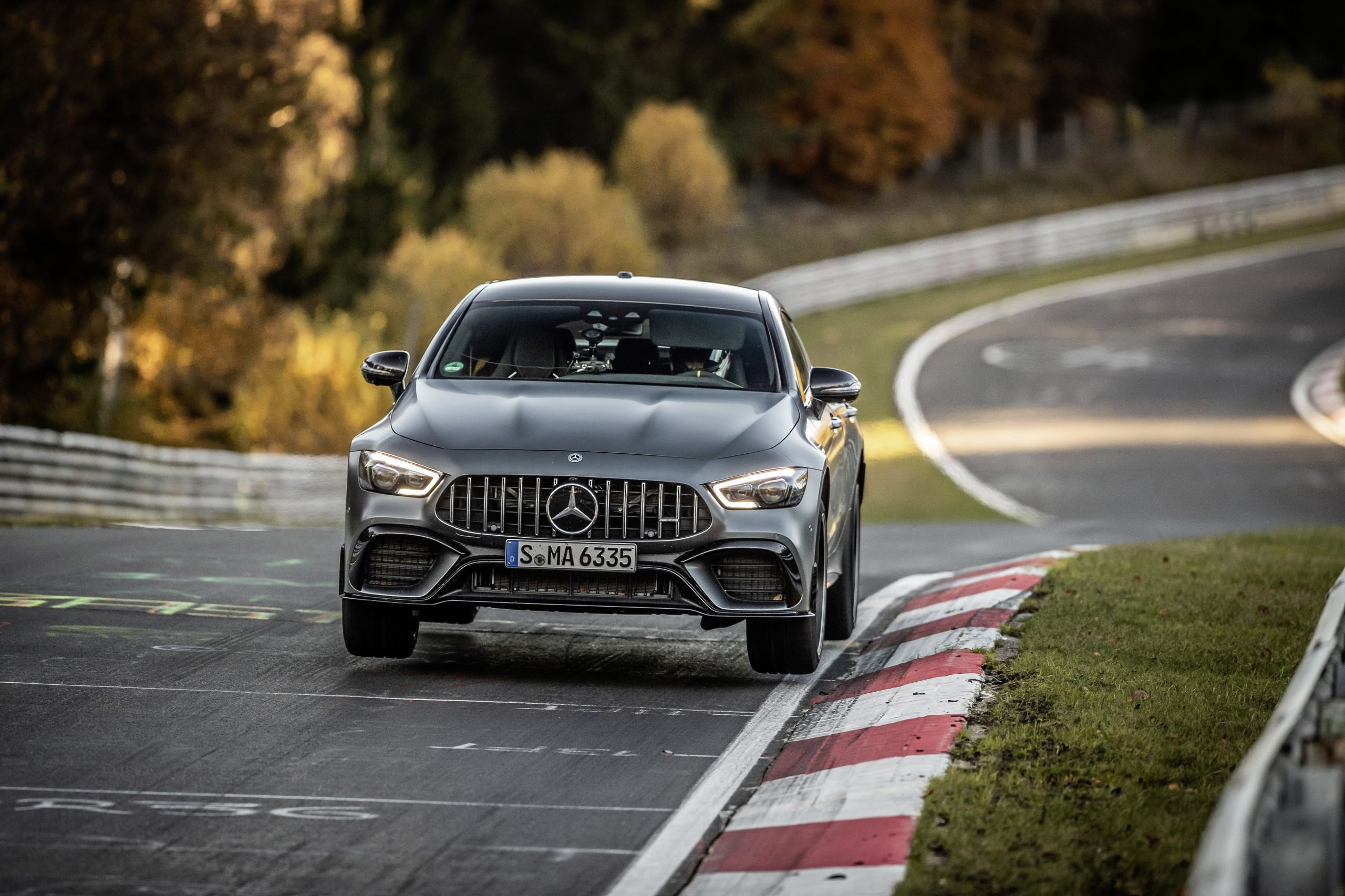 2021 Mercedes-AMG GT 63 S