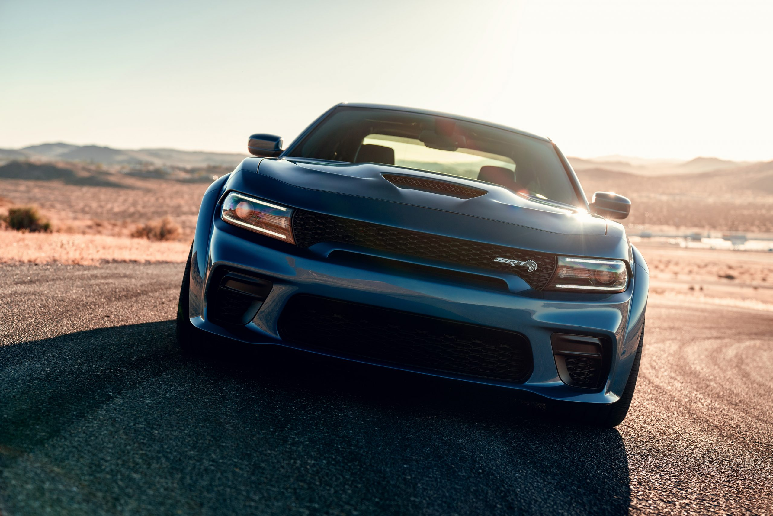 Fastest Four-Door Cars - 2021 Dodge Charger SRT Hellcat Widebody