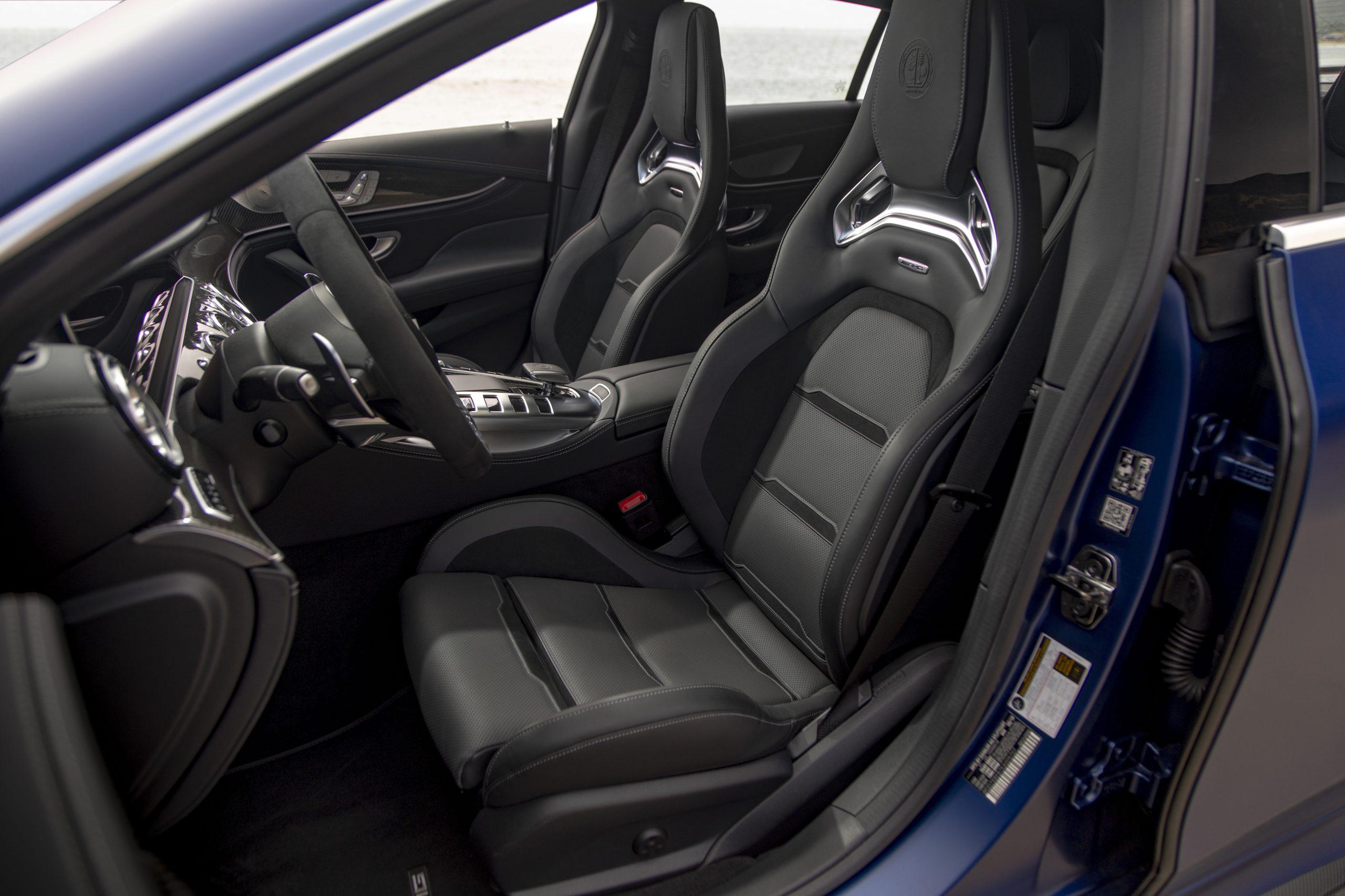2021 Mercedes-AMG GT 63 S Seats