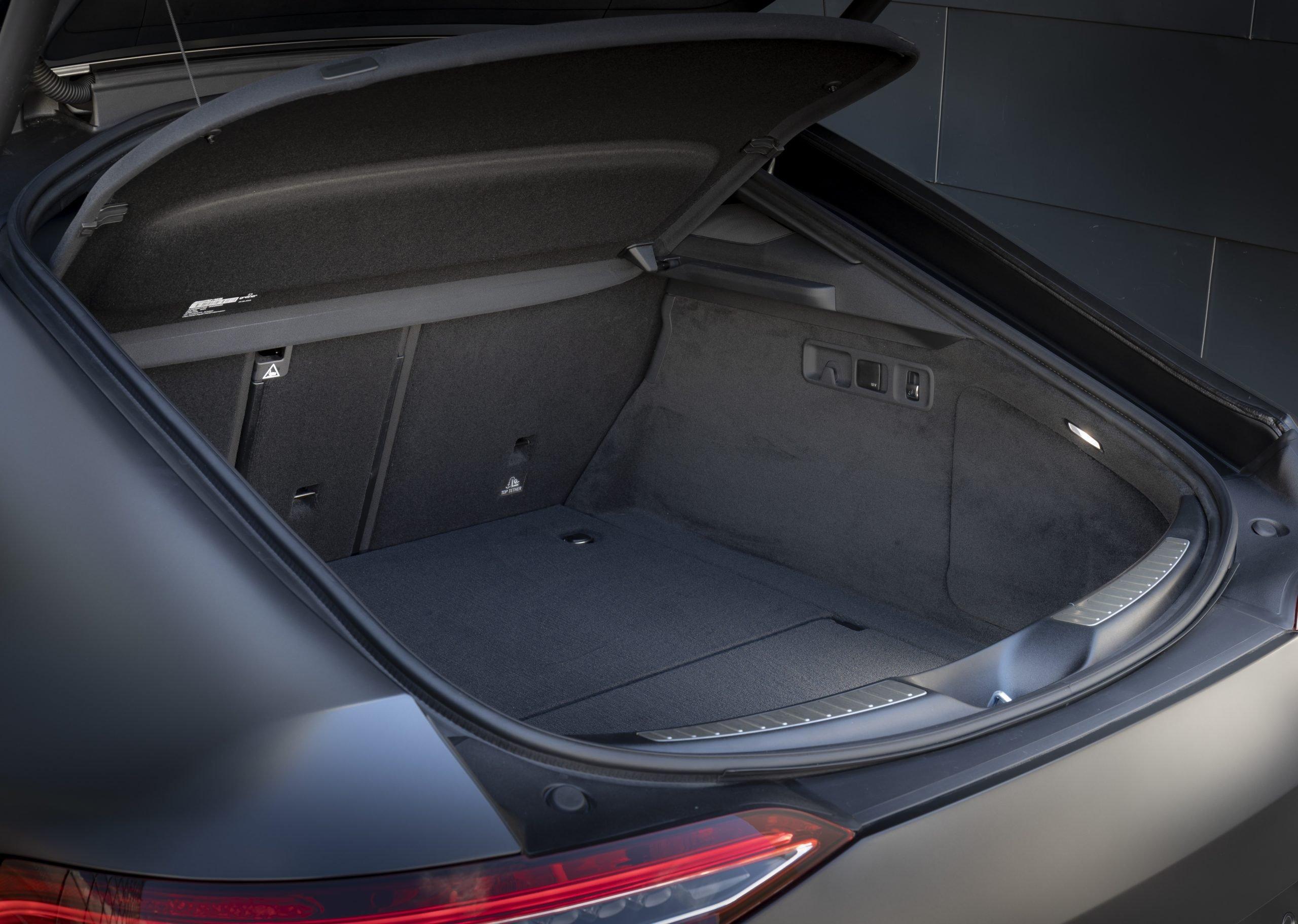 2021 Mercedes-AMG GT 63 S Trunk