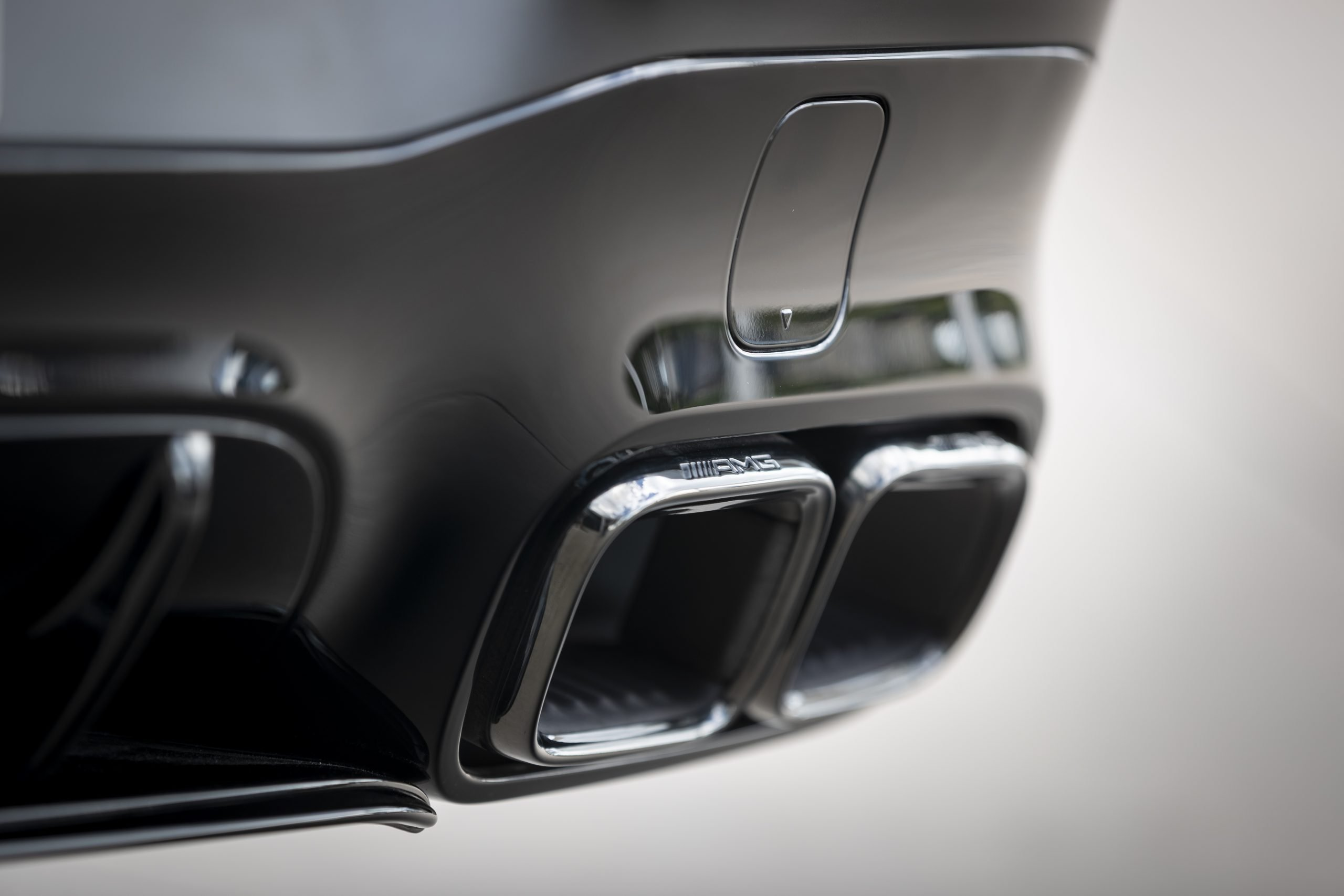 2021 Mercedes-AMG GT 63 S Exhaust