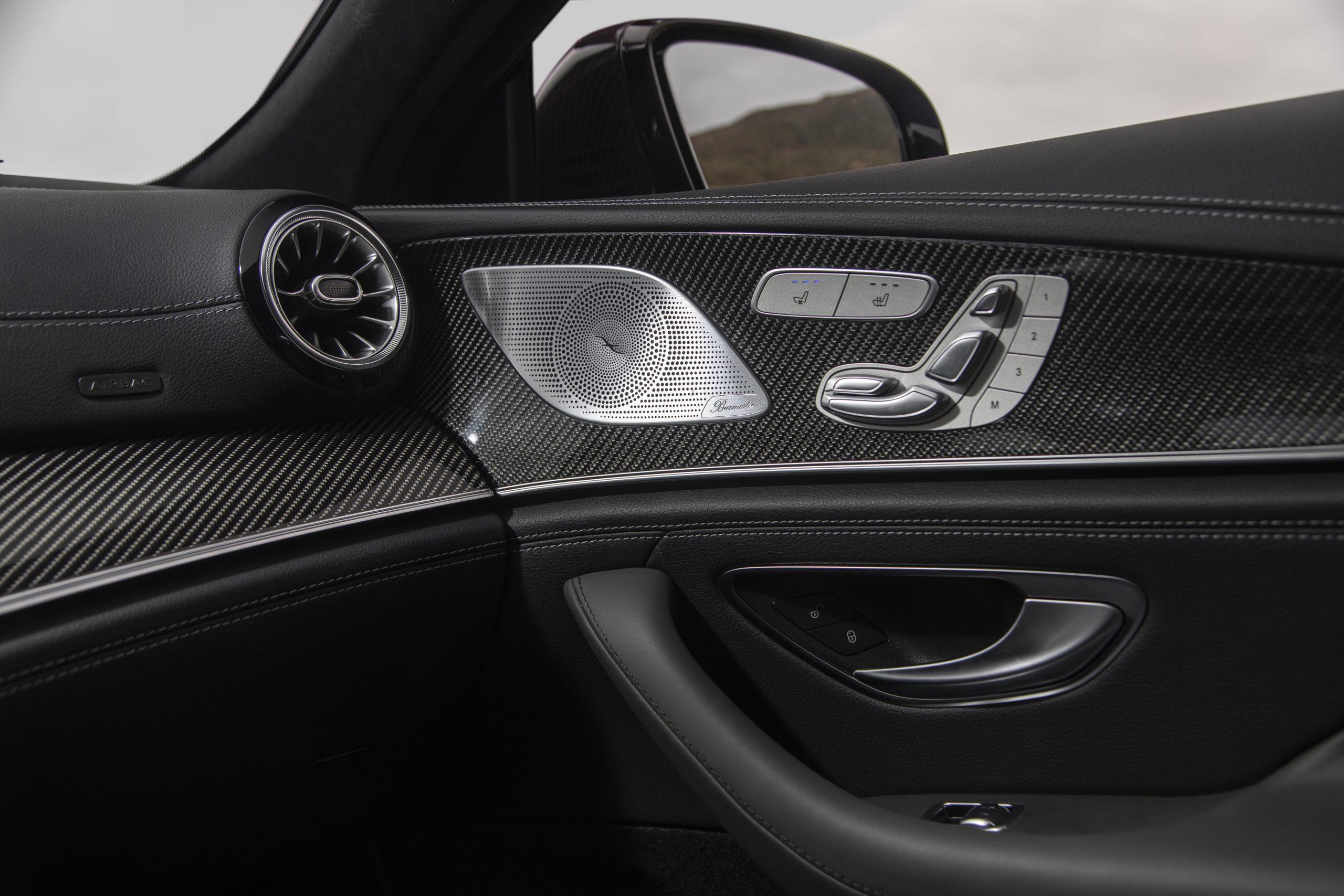 2021 Mercedes-AMG GT 63 S Door Panel