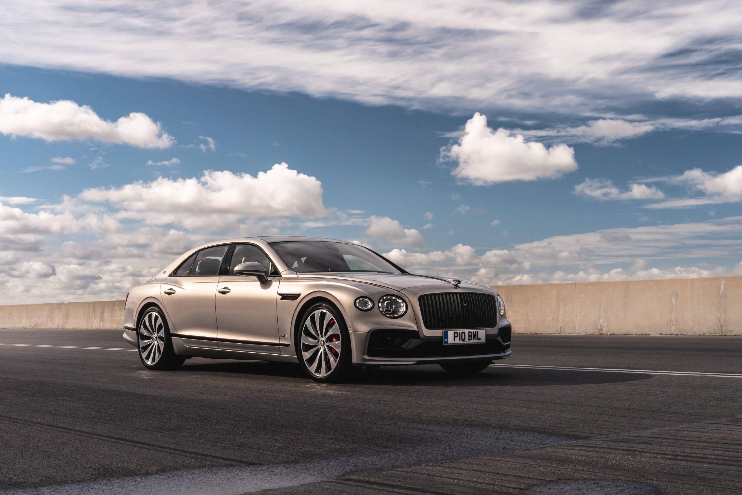Fastest Four-Door Cars - 2021 Bentley Flying Spur